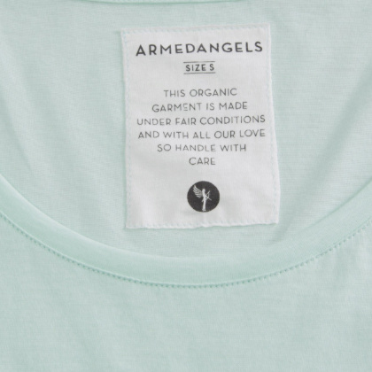 armedangels Armedangels, Cleo, aqua green, XS