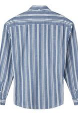Minimum Minimum, Folk Shirt, navy blazer, M