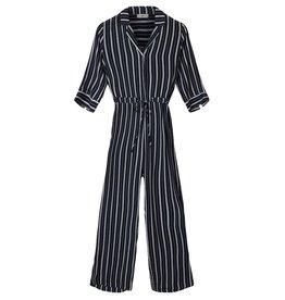 Minimum Minimum, Vinida Jumpsuit, navy blazer, M