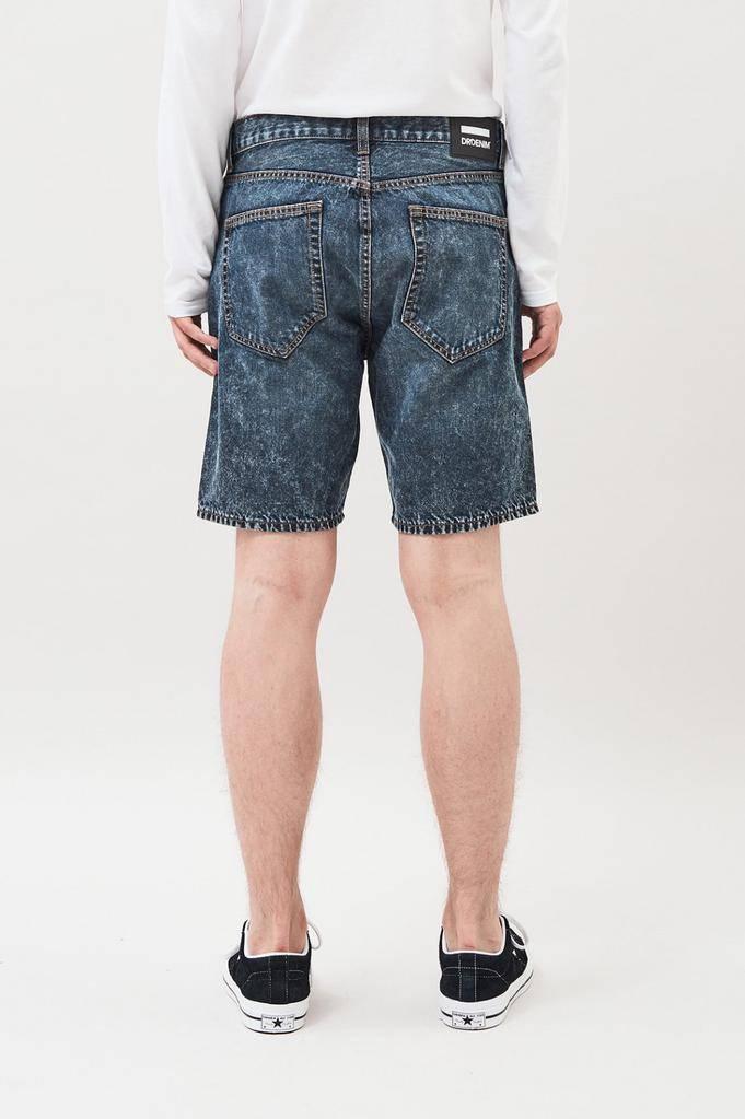 Dr. Denim, Bay Shorts, asphalt blue, 32