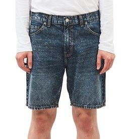 Dr. Denim, Bay Shorts, asphalt blue, 33