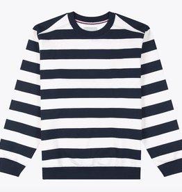 Wemoto Wemoto, Crew Stripe, navy, L