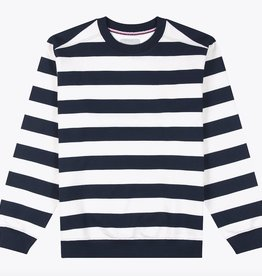 Wemoto Wemoto, Crew Stripe, navy, XL