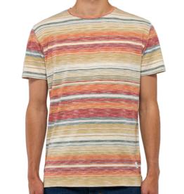 RVLT RVLT, 1119 Striped T-Shirt, orange, L