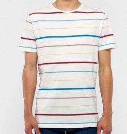 RVLT RVLT, 1121 Striped T-Shirt, off white, M