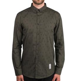 Lakor Lakor, Tree Shirt, dark ivy, M