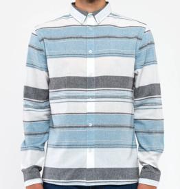 RVLT RVLT, 3714 Oluf Striped, blue, XL