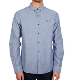 Iriedaily Iriedaily, Samuel Shirt, jeansblue, L