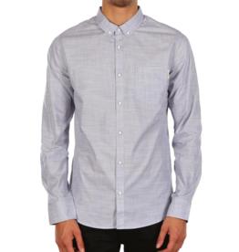 Iriedaily Iriedaily, Irie City Shirt, white melange, L