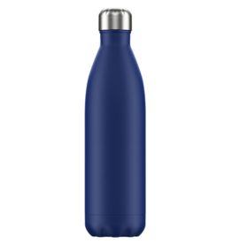 Chilly's Chilly's, Matte Edition, blue, 750ml