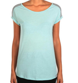 Iriedaily Iriedaily, Backside Tee, mint, S