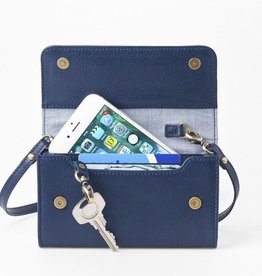 Lost & Found Accessories Lost & found, Mini Tasche, marine