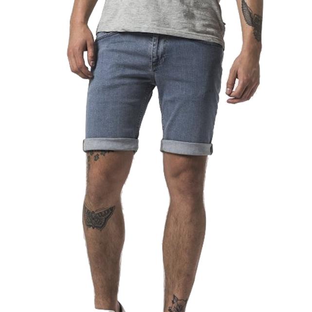RVLT RVLT, 5408  Denim Shorts, blue, 33