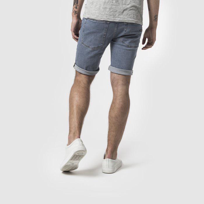 RVLT RVLT, 5408  Denim Shorts, blue, 32