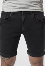 RVLT RVLT, 5472  Denim Shorts, grey, 34