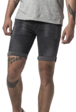 RVLT RVLT, 5473  Denim Shorts, grey, 32