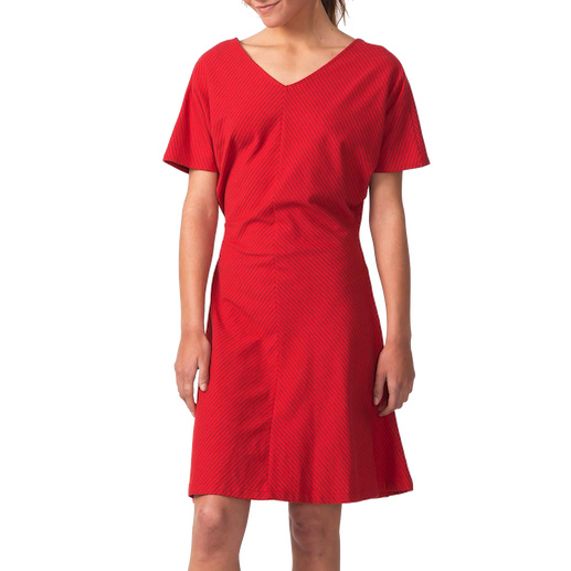 Skunkfunk Skunkfunk, Ihatea Dress, red, S (38)