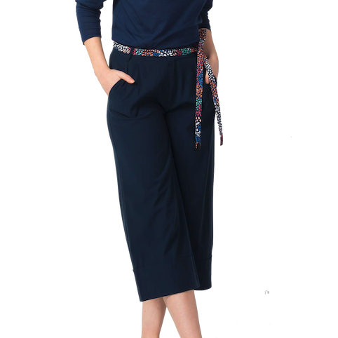 Skunkfunk Skunkfunk, Martioda Trousers, navy, XS (34)