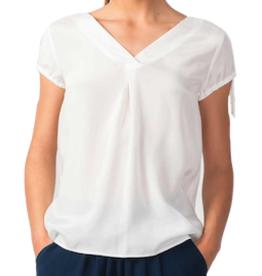 Skunkfunk Skunkfunk, Dunixe T-Shirt, White, XS (36)