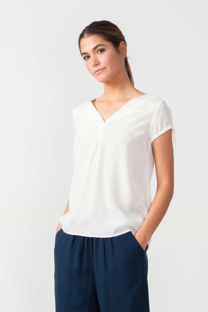 Skunkfunk Skunkfunk, Dunixe T-Shirt, White, L (42)