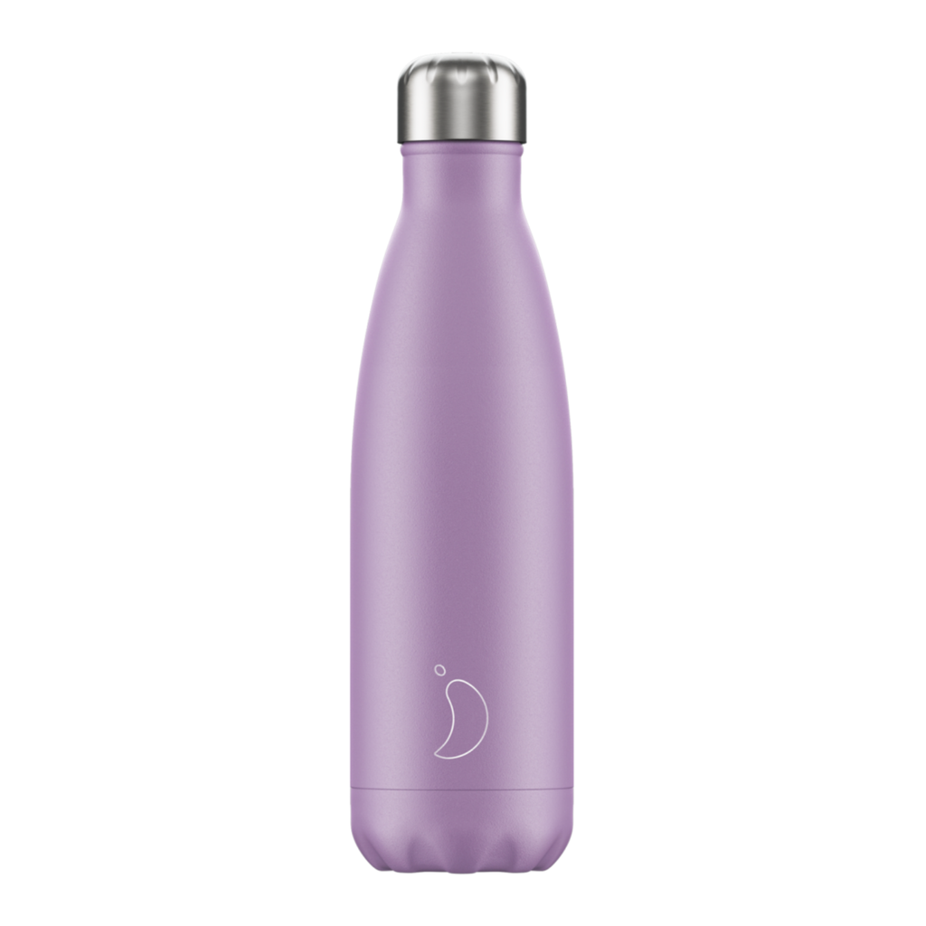 Chilly's Chilly's Bottles, Pastel Edition, purple, 500ml