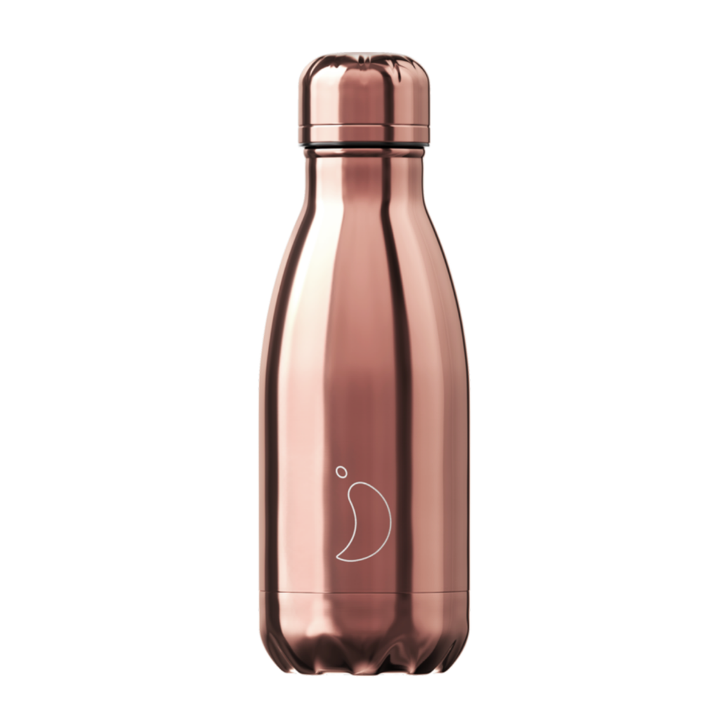 Chilly's Chilly's Bottles, Chrome Edition, rose gold, 260ml