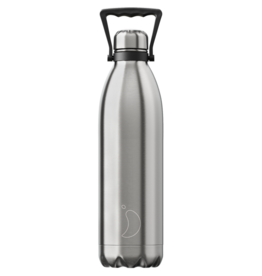 Chilly's Chilly's, Bottle, silver, 1800ml