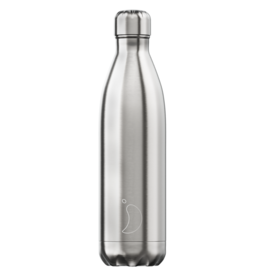 Chilly's Chilly's, Bottle, silver, 750ml