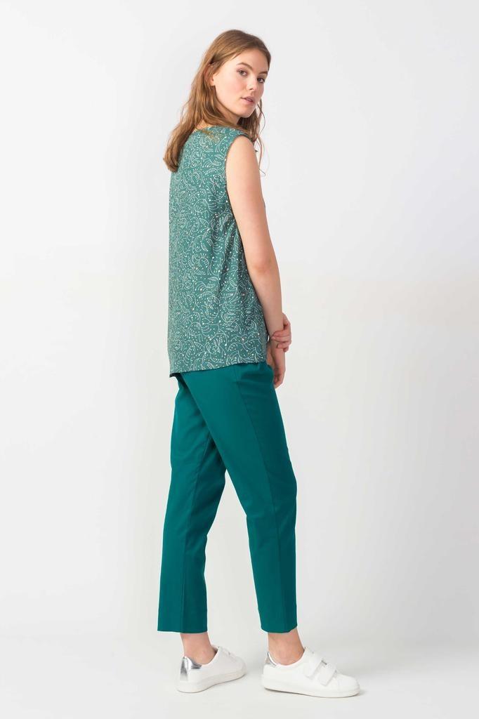 Skunkfunk Skunkfunk, Aiala T-Shirt, green, S (38)