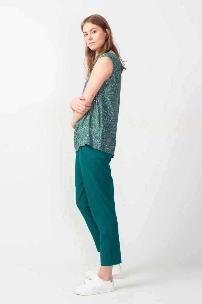 Skunkfunk Skunkfunk, Aiala T-Shirt, green, L (42)