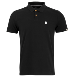 ZRCL ZRCL, Polo Ghost, black, M