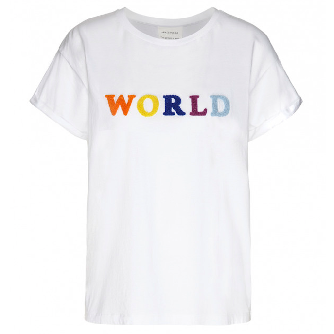 armedangels Armedangels, Naalin World, white, L