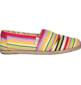 Paez Paez, Original Classic Stripes, yellow multicolor, 38