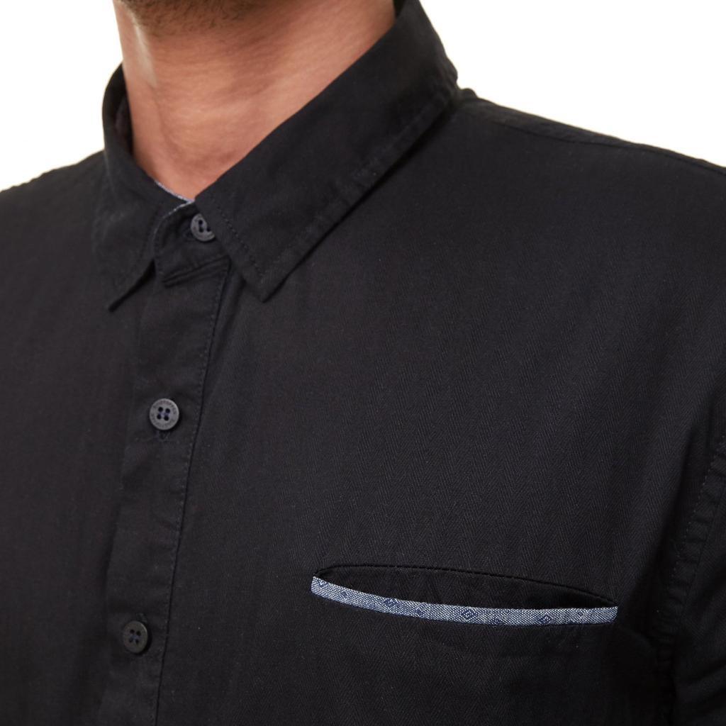 Einstoffen Einstoffen, Robert Langdon Hemd, schwarz, S