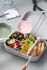 Koziol Koziol, Lunchbox Pascal mini, organic grey