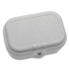 Koziol Koziol, Lunchbox Pascal S, organic grey