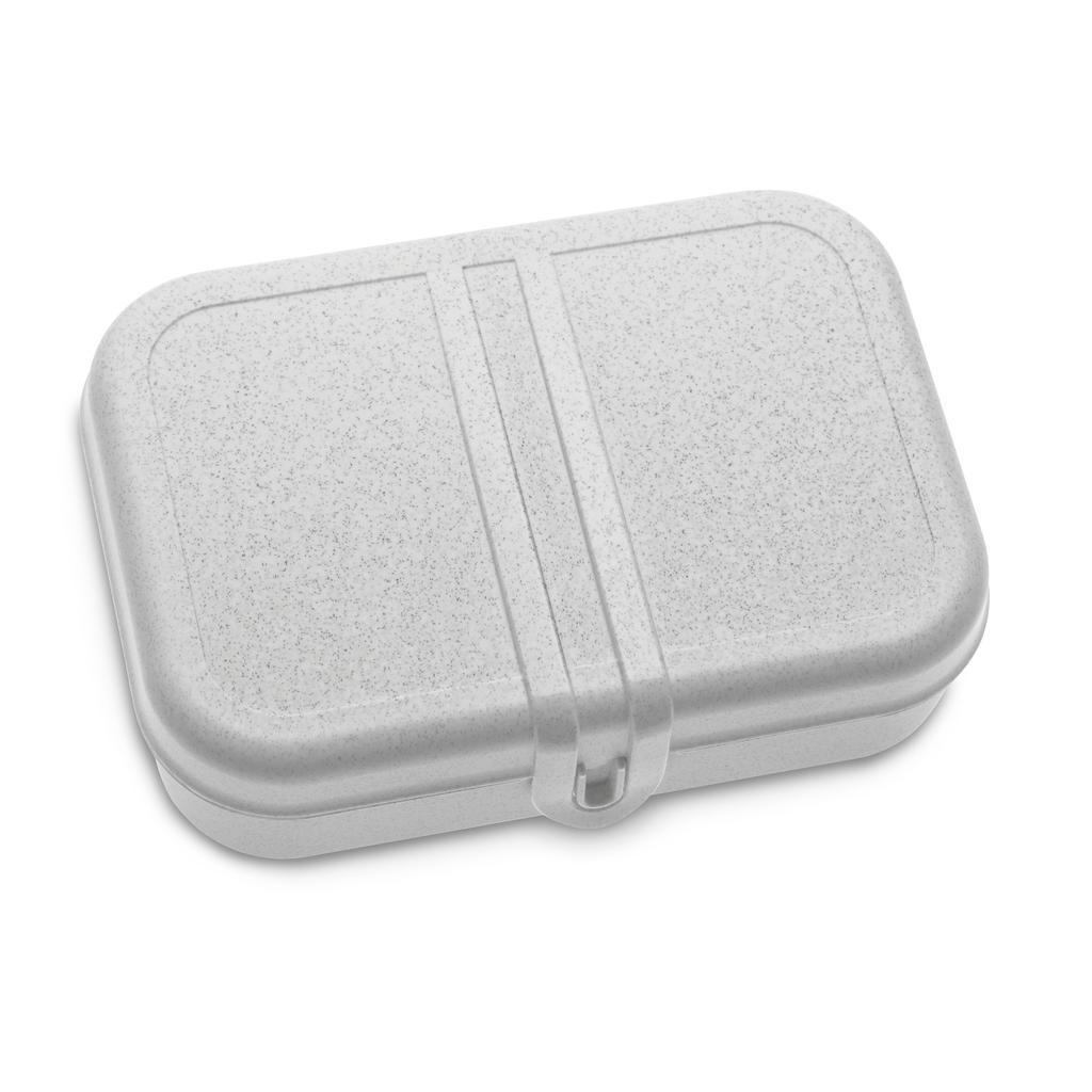Koziol Koziol, Lunchbox Pascal L, organic grey