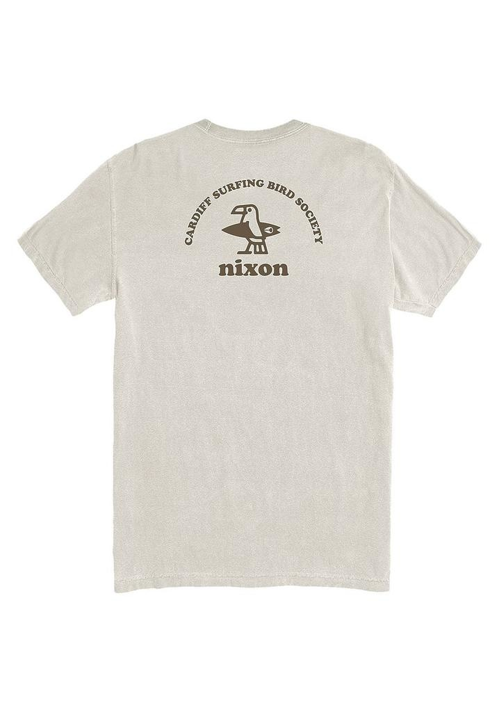 Nixon Nixon, Harbor Tee, gray, XL