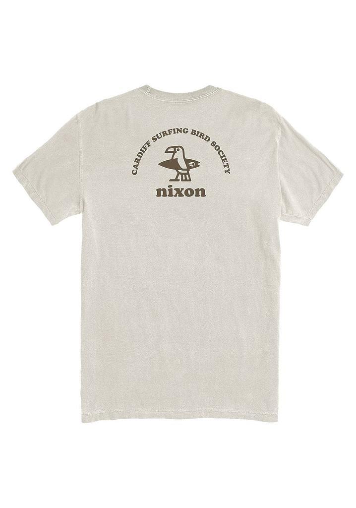 Nixon Nixon, Harbor Tee, gray, L
