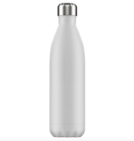 Chilly's Chilly's, Matte Edition, white, 750ml