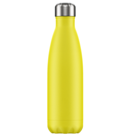 Chilly's Chilly's Bottles, Neon Edition, yellow, 500ml