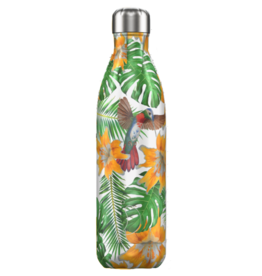 Chilly's Chilly's Bottles, Tropical Flowers, 750ml