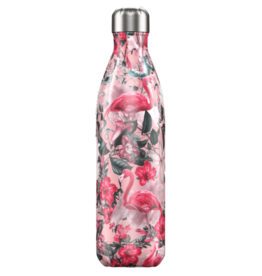 Chilly's Chilly's Bottles, Tropical Flamingos, 750ml