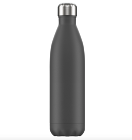 Chilly's Chilly's Bottles, Matte Edition, grey, 750ml