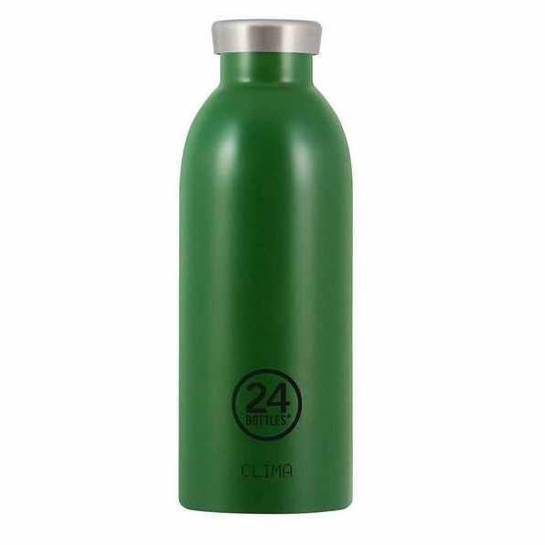 Elvine 24 Bottles, Thermosflasche, jungle green, 500