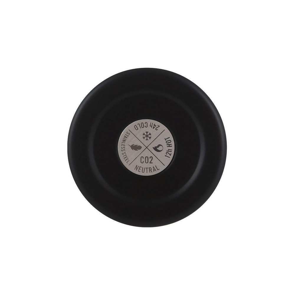 Elvine 24 Bottles, Thermosflasche, tuxedo black, 500