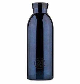 Elvine 24 Bottles, Thermosflasche, black radiance, 500