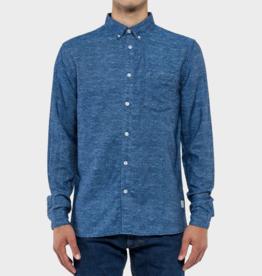 RVLT RVLT, 3711 Shirt, blue, L