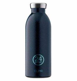 24 Bottles, Thermosflasche, deep blue, 500