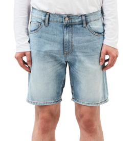 Dr. Denim, Bay Shorts, steel blue, 32